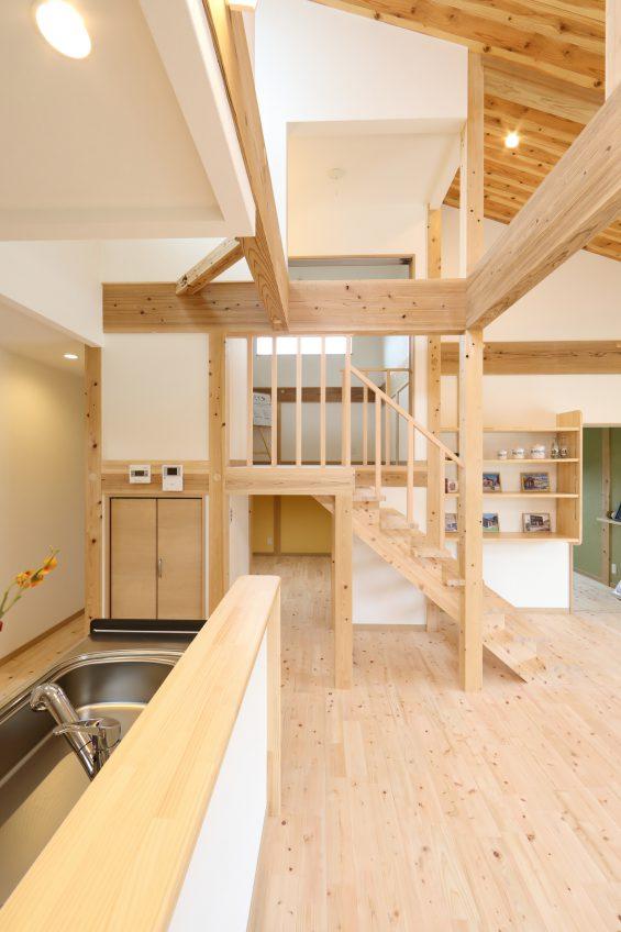 施工事例:収納たっぷり30坪の平屋