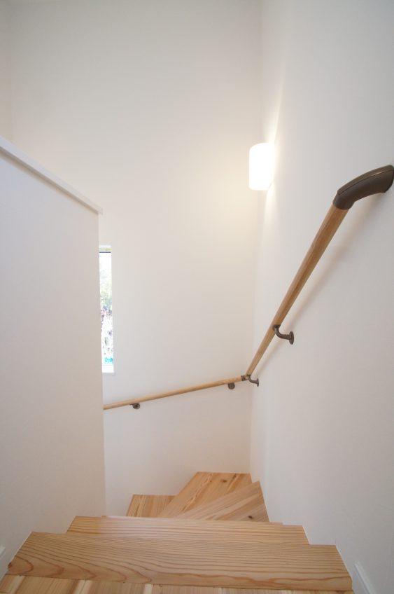 施工事例:インナーバルコニーのあるお家