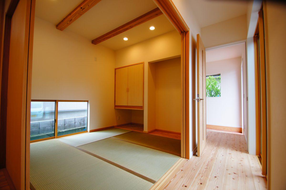 施工事例:自然の力を味方にした 快適な住まい