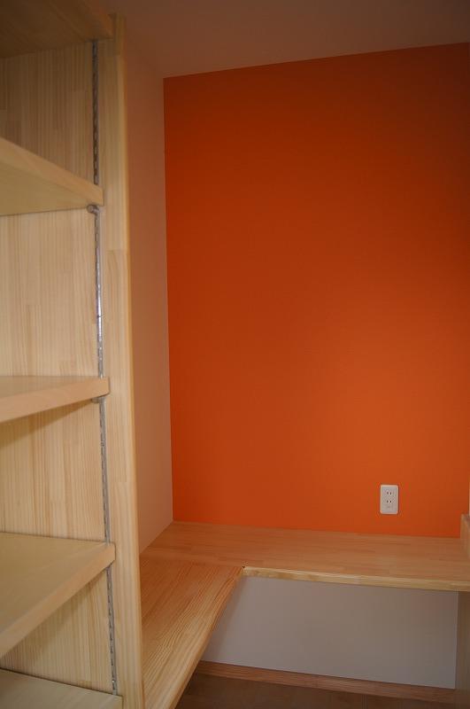 施工事例:ロフトのある 平屋ビルトイン