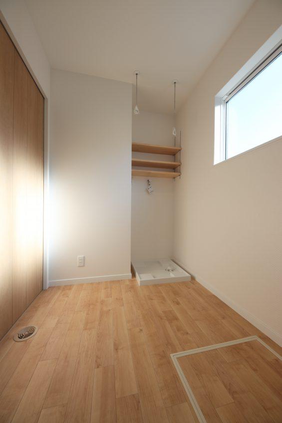 施工事例:収納たっぷりでスマートに暮す住まい