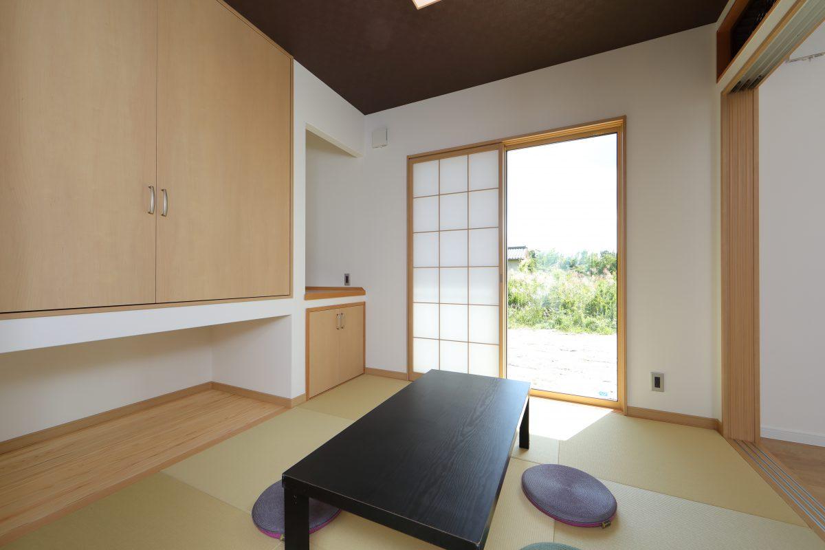 施工事例:Cafeのようなキッチンのあるお家