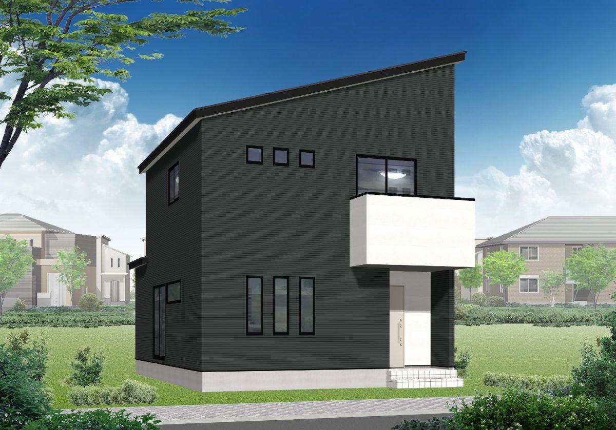 【建築中】【2階建】田上台分譲