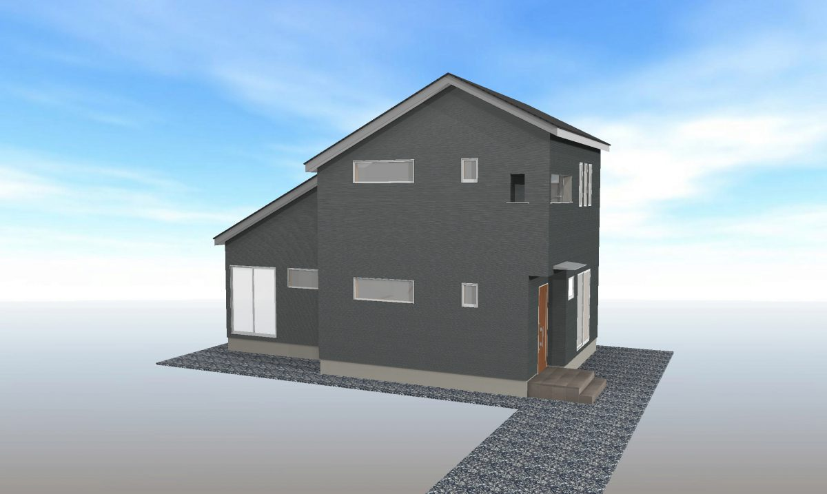 【建築中】【2階建】慈眼寺分譲