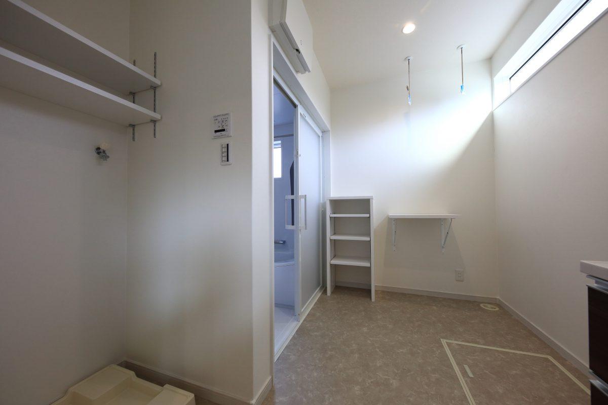 施工事例:寝室にホームオフィスのあるお家