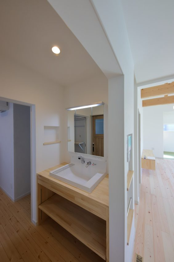 施工事例:可愛らしい和室が魅力的なお家
