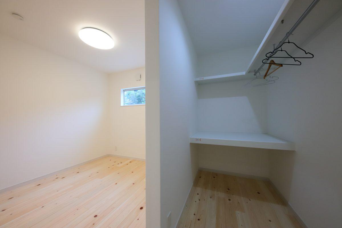 施工事例:スキップフロアのある総塗り壁平屋のお家