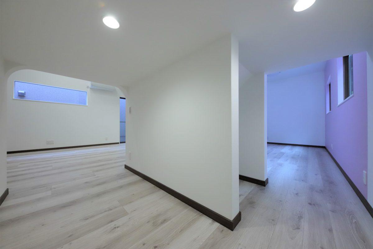 施工事例:4LDK 25坪のコンパクトな平屋