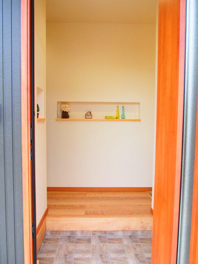 施工事例:22坪3LDKのコンパクトな平屋