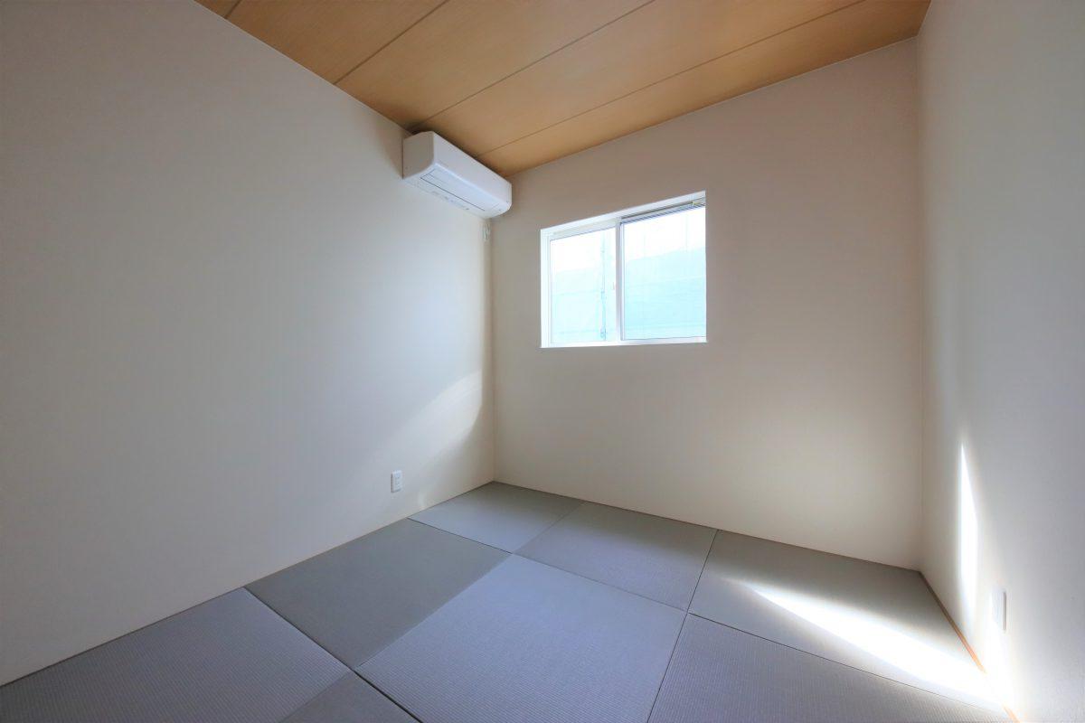 施工事例:5.5帖のファミリークローゼットのあるお家