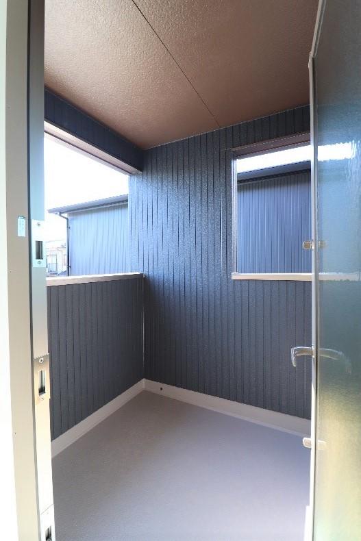 施工事例:インナーバルコニーのある3LDKのお家