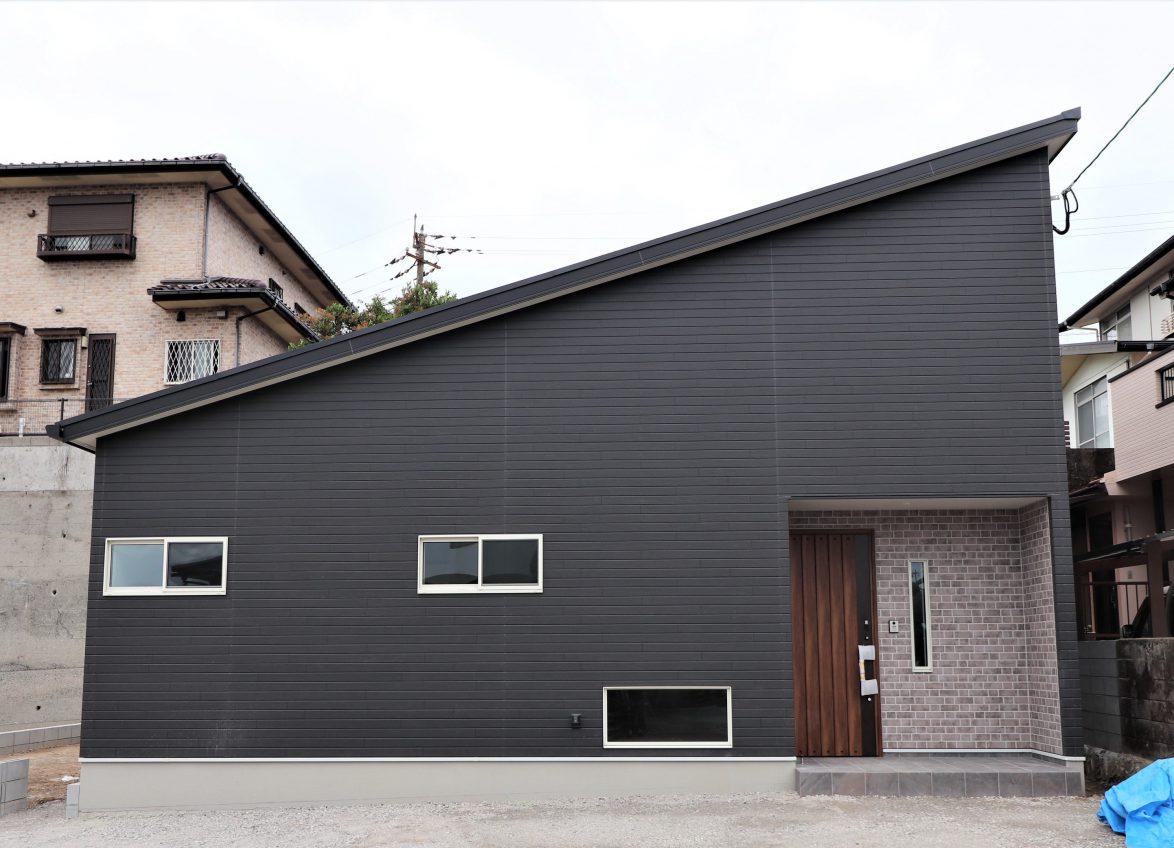 施工事例:住みやすい家事動線の想いを平屋に