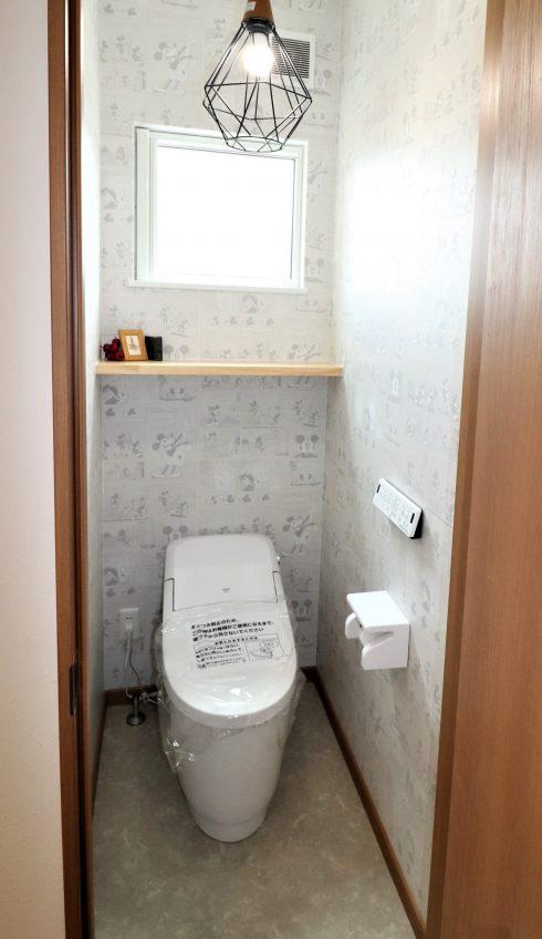 施工事例:回遊性で住みやすい!!家事動線スッキリの平屋