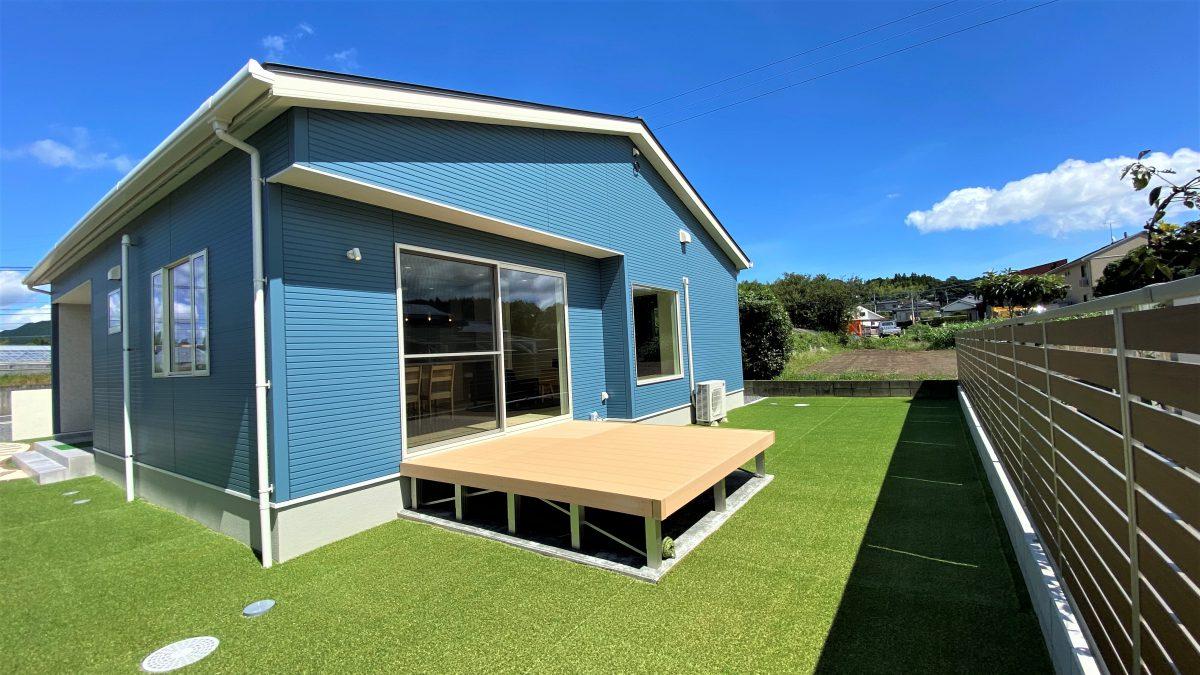 """施工事例:家事動線にこだわったLDK """"ベンチ""""付きの回廊型オーダー住宅!"""